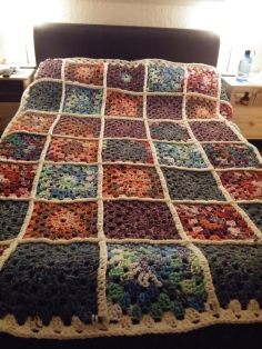 Another look at the blanket