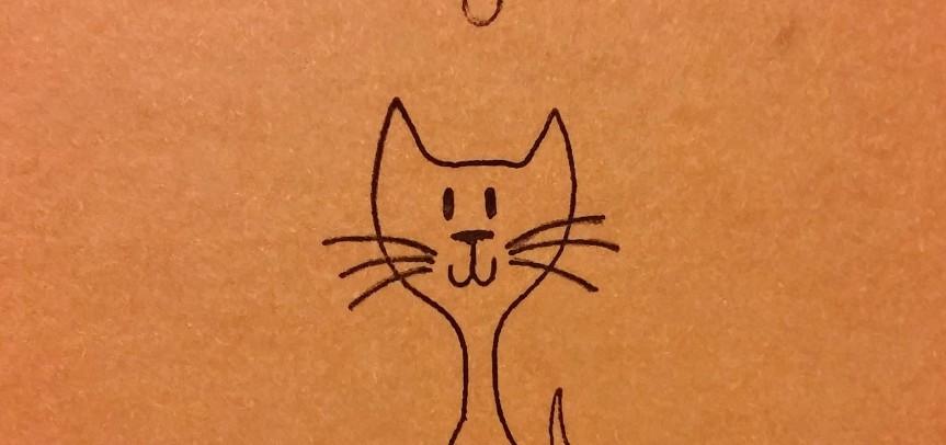 Card: Feline Wisdom